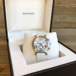 TIFFANY Authentic Atlas Chronograph Watch